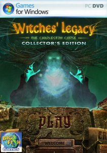 скачать игру бесплатно Witches' Legacy: The Charleston Curse Collector's Edition (2012/ENG) PC
