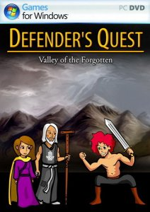 скачать игру бесплатно Defender's Quest: Valley of the Forgotten (2012/ENG) PC