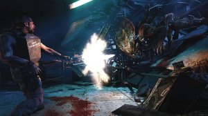 Aliens: Colonial Marines (2012/трейлер) PC