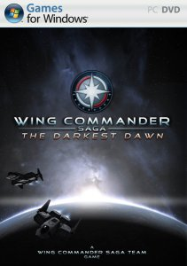 скачать игру бесплатно Wing Commander Saga: The Darkest Dawn (2012/ENG) PC