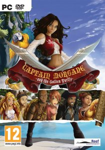 скачать игру бесплатно Captain Morgane and the Golden Turtle (2012/RUS/ENG) PC