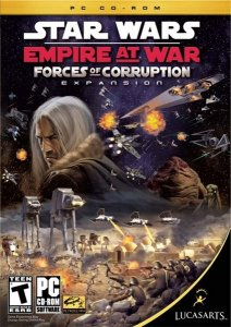 скачать игру бесплатно Star Wars: Empire at War: Forces of Corruption (2006/Add-on/RUS) PC