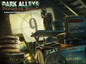 скачать игру бесплатно Dark Alleys: Penumbra Motel Collectors Edition (2012/ENG/RUS) PC