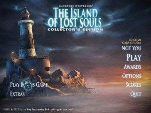скачать игру бесплатно Haunting Mysteries: Island of Lost Souls Collectors Edition (2012/ENG) PC
