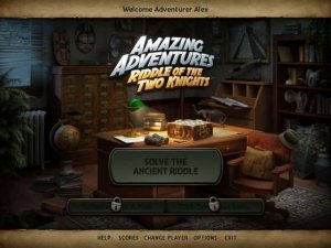 скачать игру бесплатно Amazing Adventures 5: Riddle of the Two Knights (2012/ENG) PC