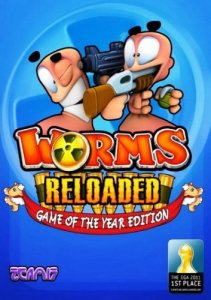 скачать игру бесплатно Worms Reloaded: Game of the Year Edition (2012/RUS/ENG) PC