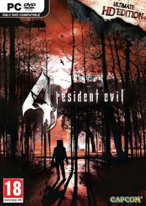игра Resident Evil 4 Ultimate HD Edition